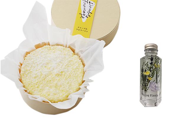 週末檸檬のケーキ画像