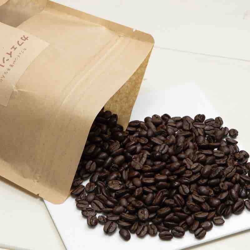 カフェインレス珈琲(豆)の画像