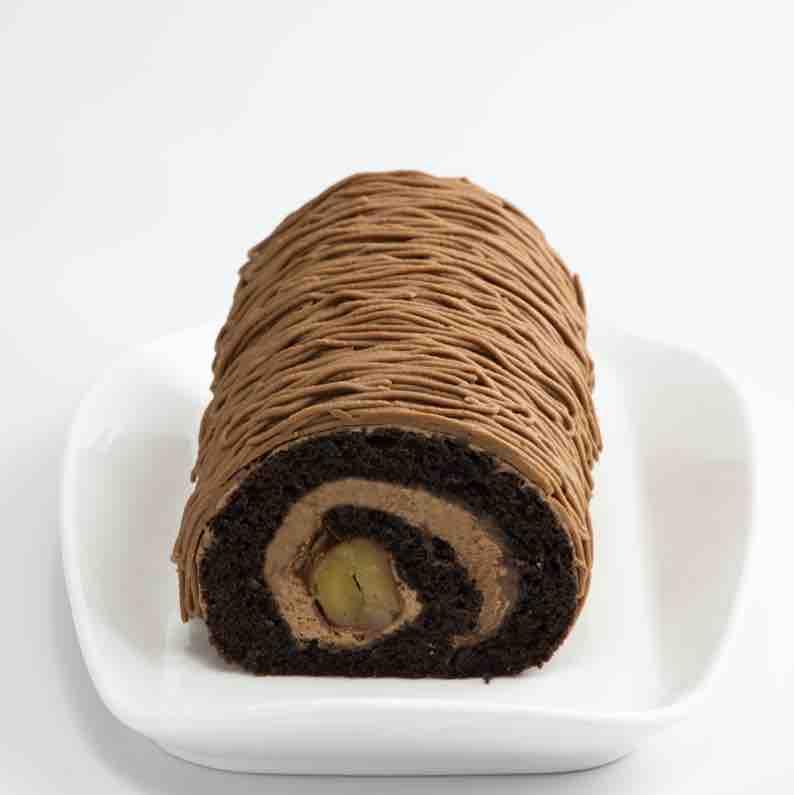 [12月のデリスデー]栗っとチョコロールの画像
