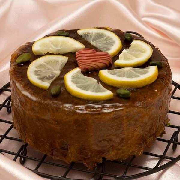 レモンティーパウンドケーキ画像